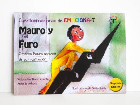 Cuentos educativos para niños . Mauro y Furo. manejar la frustración